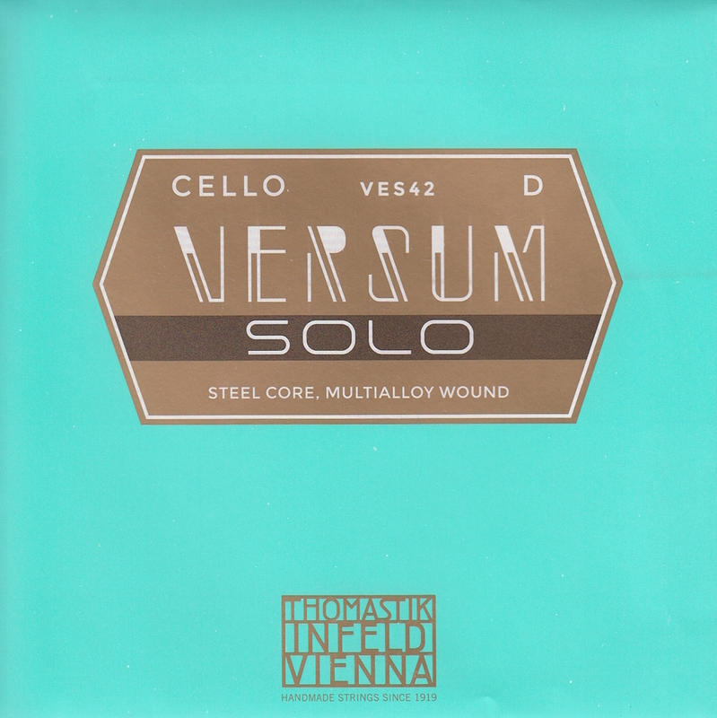 Image of Thomastik Versum Cello String, D Solo