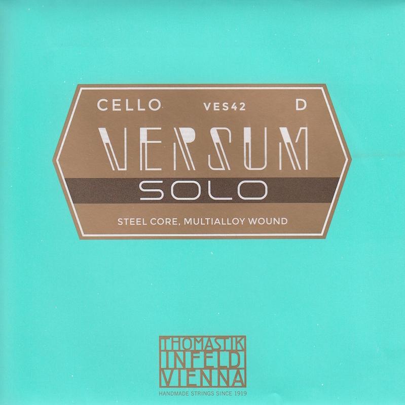 Image of Thomastik Versum Solo Cello String, D