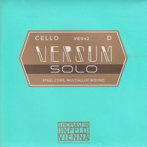 Thomastik Versum Cello String, D Solo