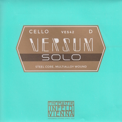 Thomastik Versum Solo Cello String, D