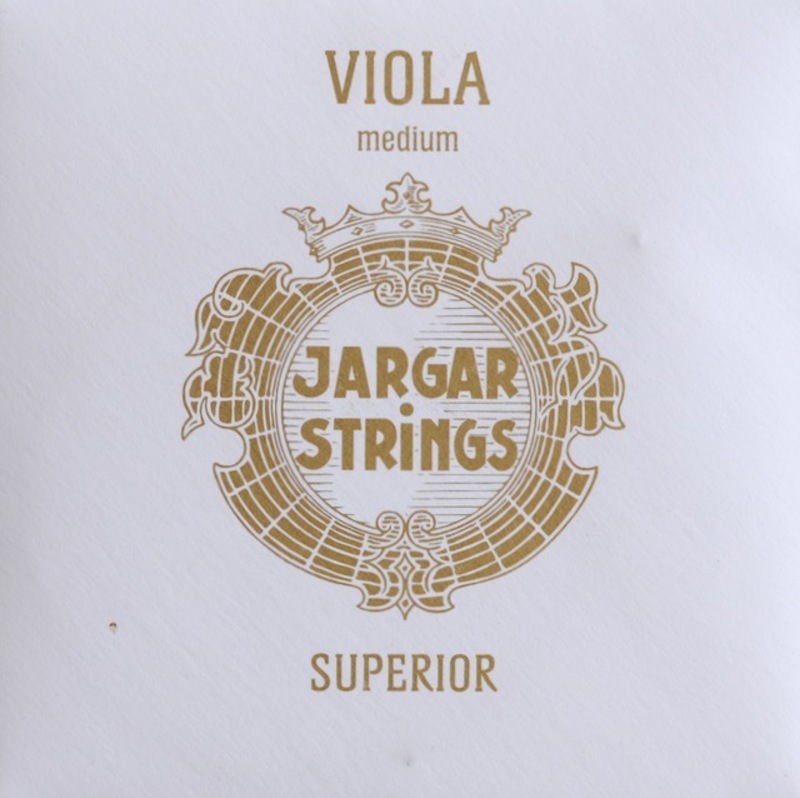 Image of Jargar Superior Viola String, D