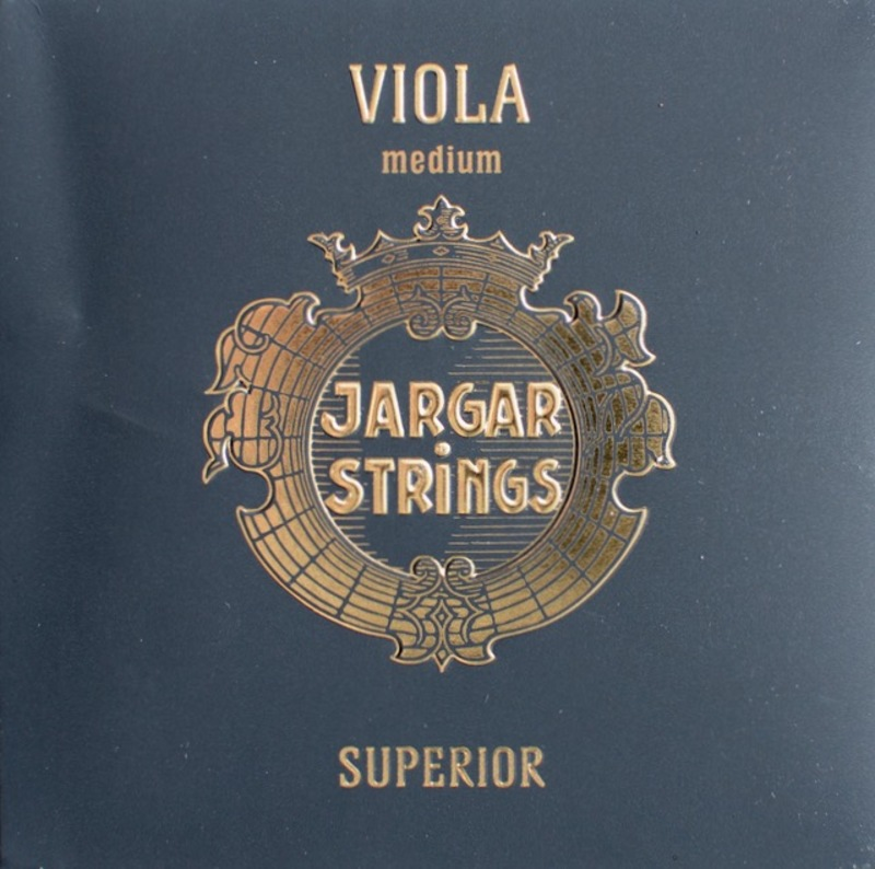 Image of Jargar Superior Viola Strings, SET