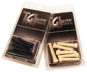 TGI Plastic Acoustic Guitar Bridge Pins