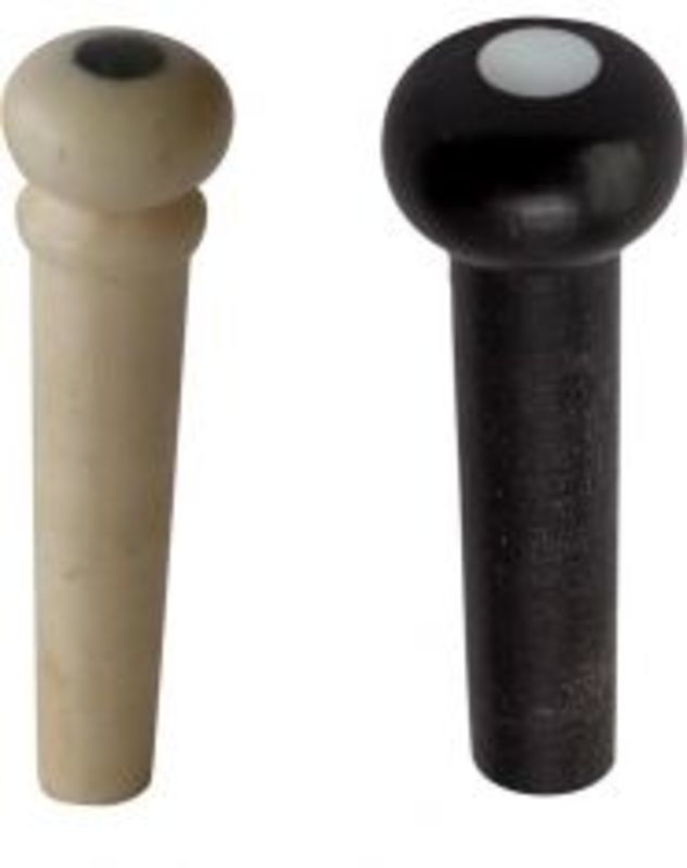 Image of Wood or Bone Bridge Pins
