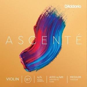 D'Addario Ascenté Violin Strings, SET