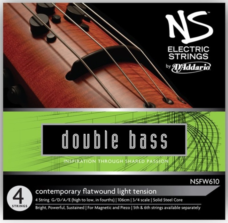 Image of NS Electric Contemporary Bass Strings, SET