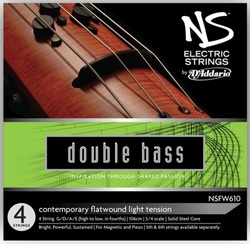 NS Electric Contemporary Bass Strings, SET