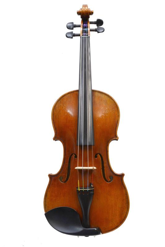 Image of Eastman Young Master Violin, Dominant Strings
