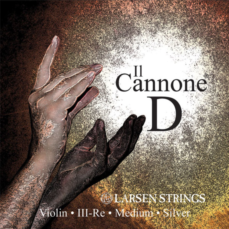 Image of Larsen Il Cannone and Soloist Violin String, D