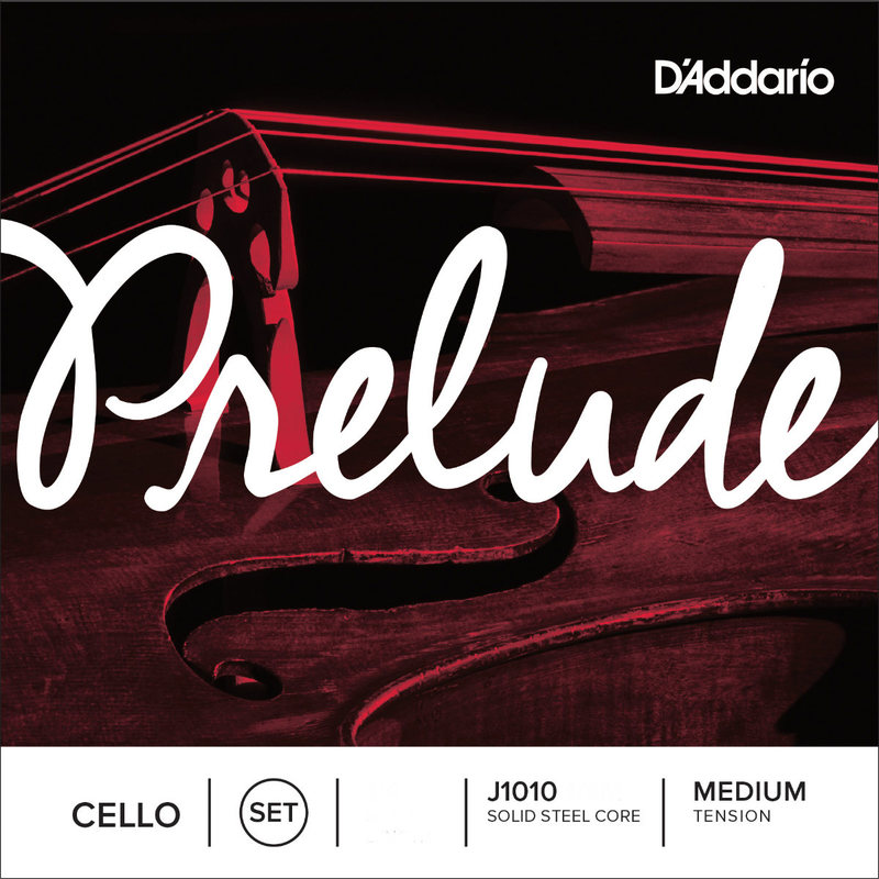 Image of D'Addario Prelude Cello Strings. SET