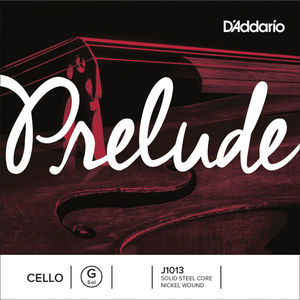 D'Addario Prelude Cello String, G