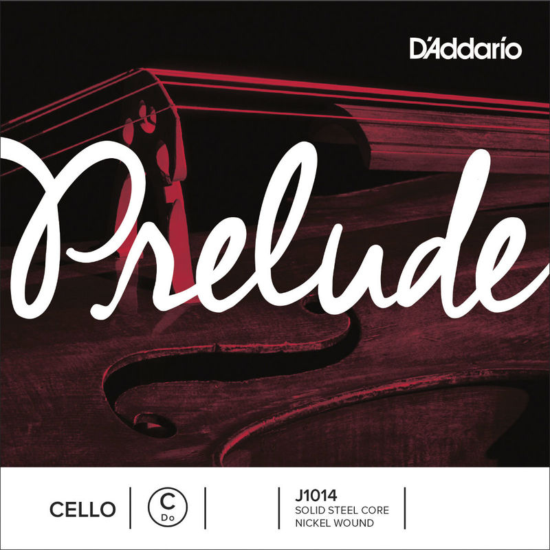 Image of D'Addario Prelude Cello String, C
