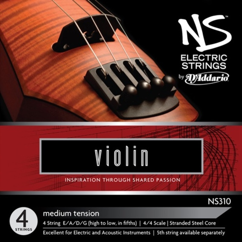 Image of NS Electric Violin Strings, SET