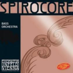 Thomastik Spirocore Double Bass String, F#4, Solo Extension