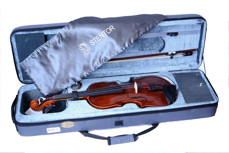 Image of Stentor Conservatoire Violin Outfit.