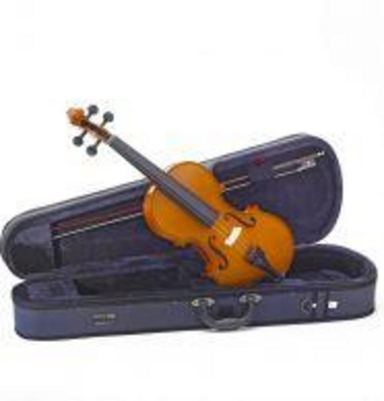 Image of Andreas Zeller Violin Outfit
