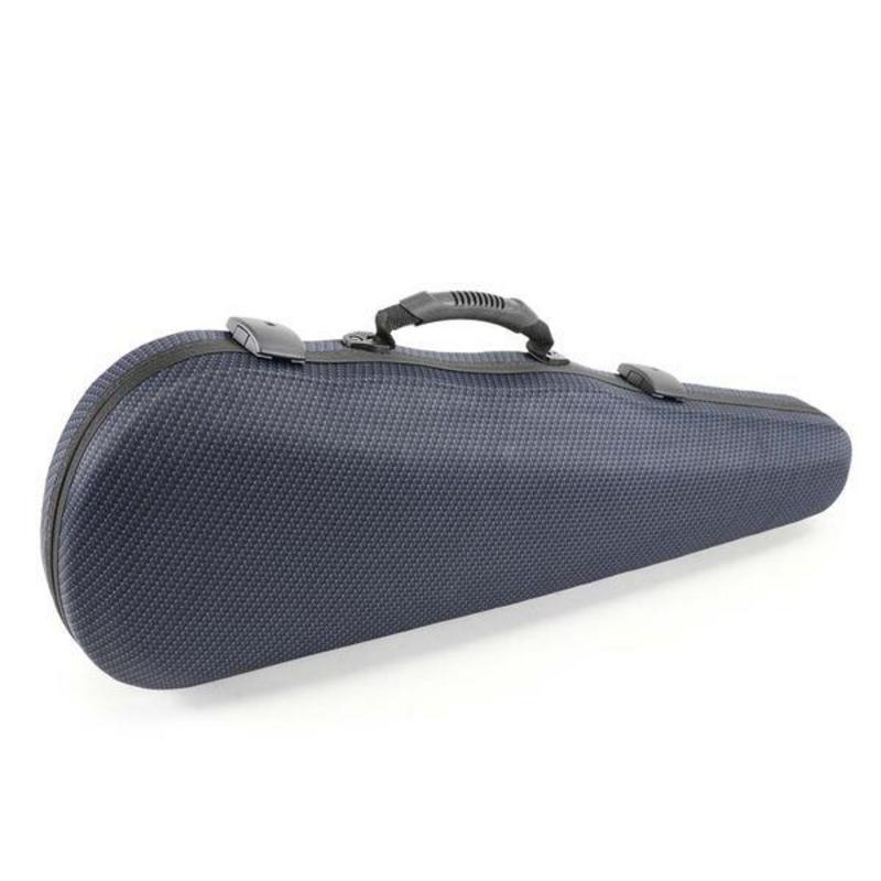 Image of Jacob Winter Shaped Violin Case, 'Carbon Design'