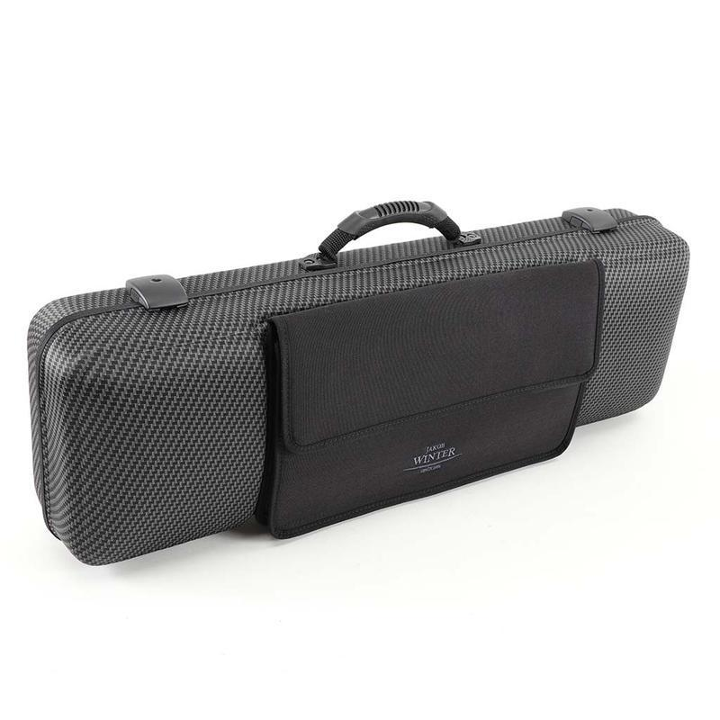 Image of Jacob Winter Violin Case, 'Carbon Design'