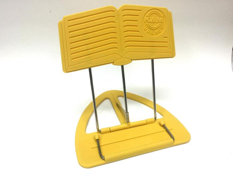 Image of K&M Uni-Boy Universal Table Top Music Stand