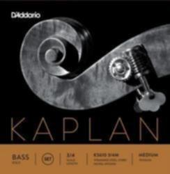 Kaplan Solo Double Bass String SET