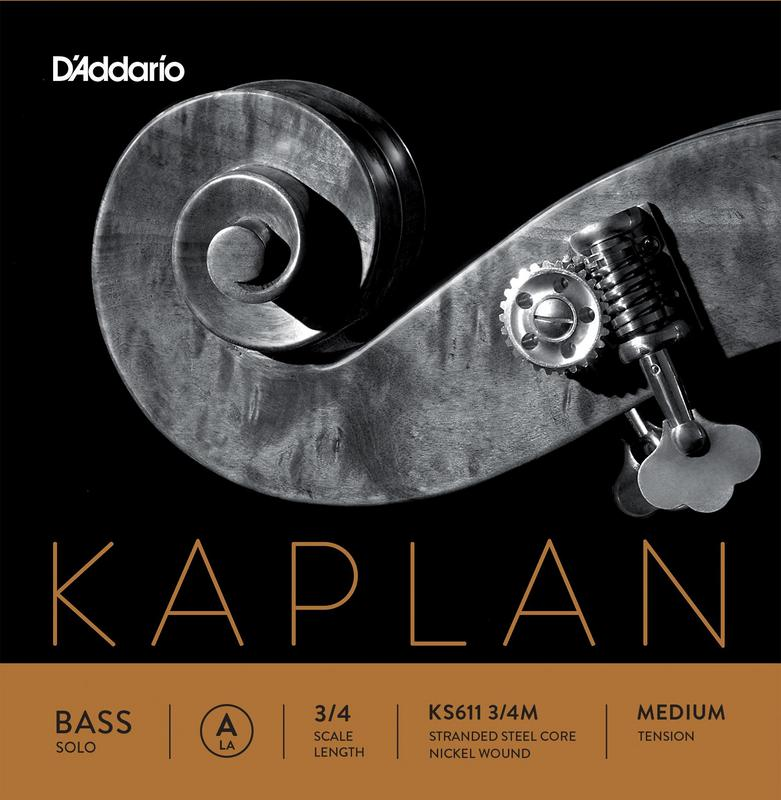 Image of Kaplan Solo Double Bass String, A