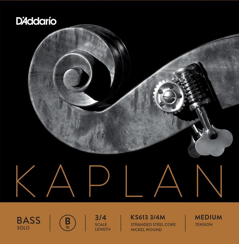 Image of Kaplan Solo Double Bass String, B