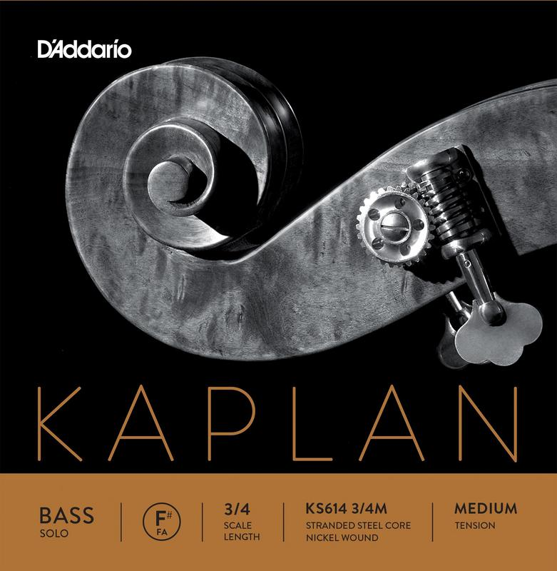 Image of Kaplan Solo Double Bass String, F#