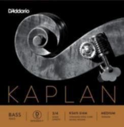 Kaplan Solo Double Bass String, D-Ext