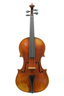 Artiste à L'Ancienne Viola by J Haide