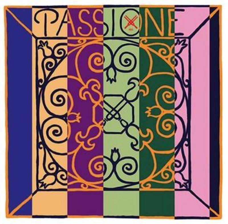 Image of  Pirastro Passione Solo Violin Strings, SET