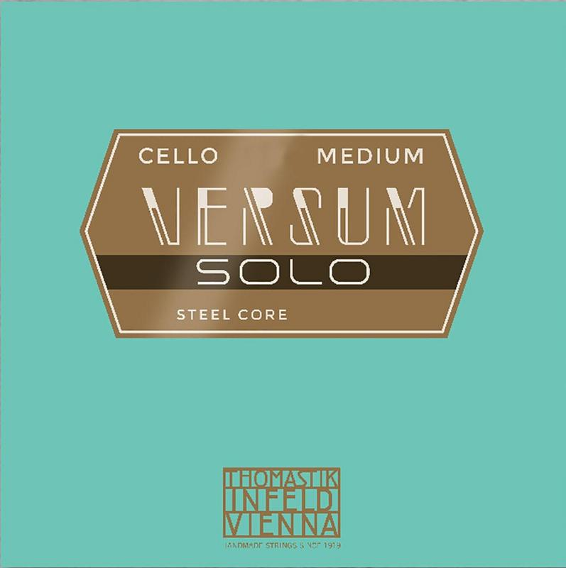 Image of Thomastik Versum Solo Cello Strings, SET