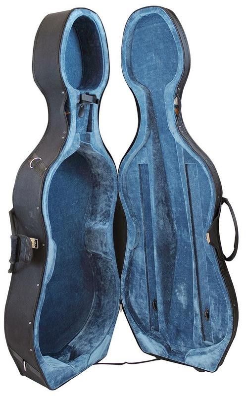 Image of Hidersine Styrofoam Cello Case
