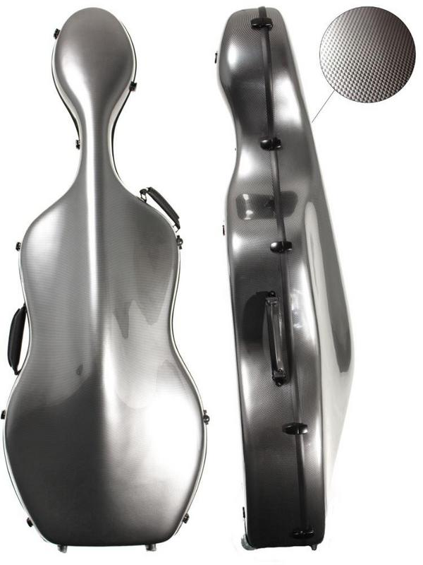 Image of Young Polycarbonate Cello Case