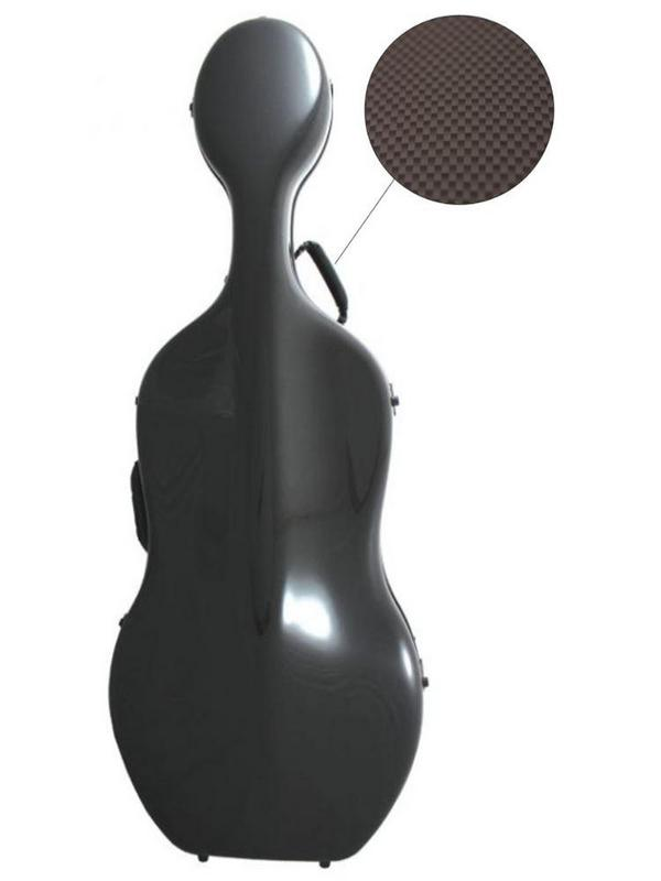 Image of Orchestra Carbon Composite Cello Case by TSP