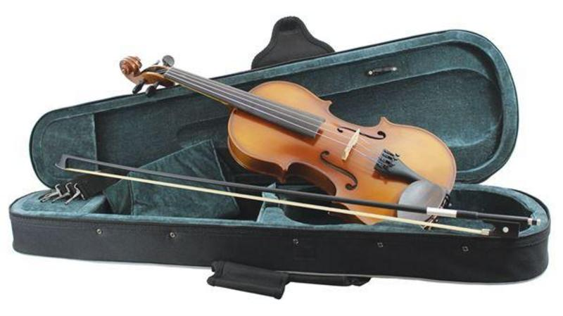 Image of Eastman Primavera 200 Violin Outfit with Prelude Strings