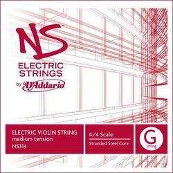 D'Addario NS Electric Violin String, G