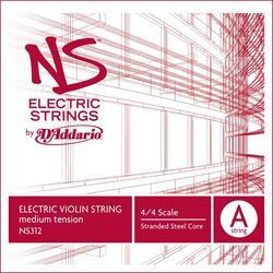 D'Addario NS Electric Violin String, A
