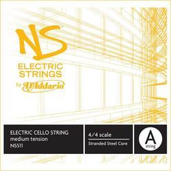 D'Addario NS Electric Cello String, A