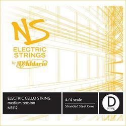 D'Addario NS Electric Cello String, D