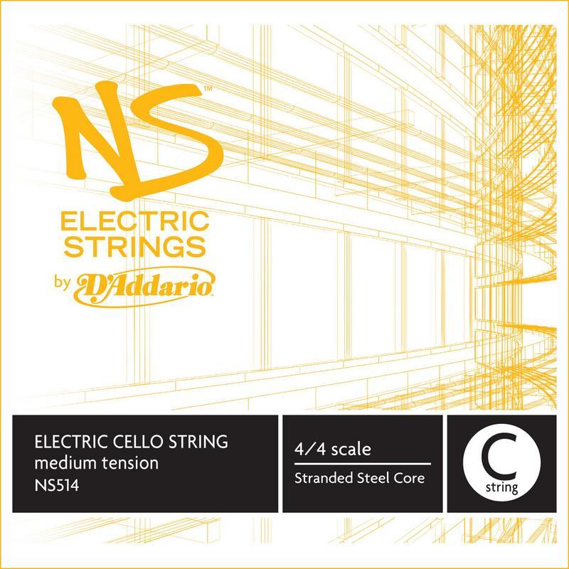 Image of D'Addario NS Electric Cello String, C