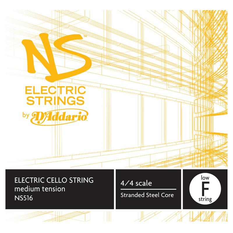 Image of D'Addario NS Electric Cello String, Low F