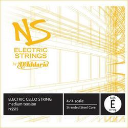 D'Addario NS Electric Cello String, E