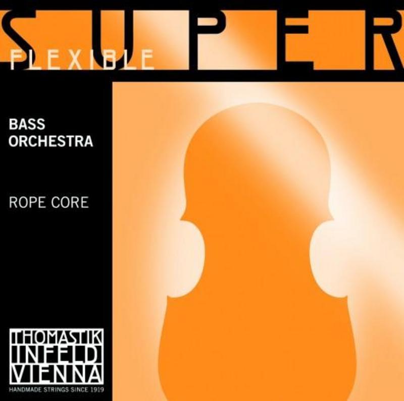Image of Thomastik Superflexible Double Bass String, C (E extension)