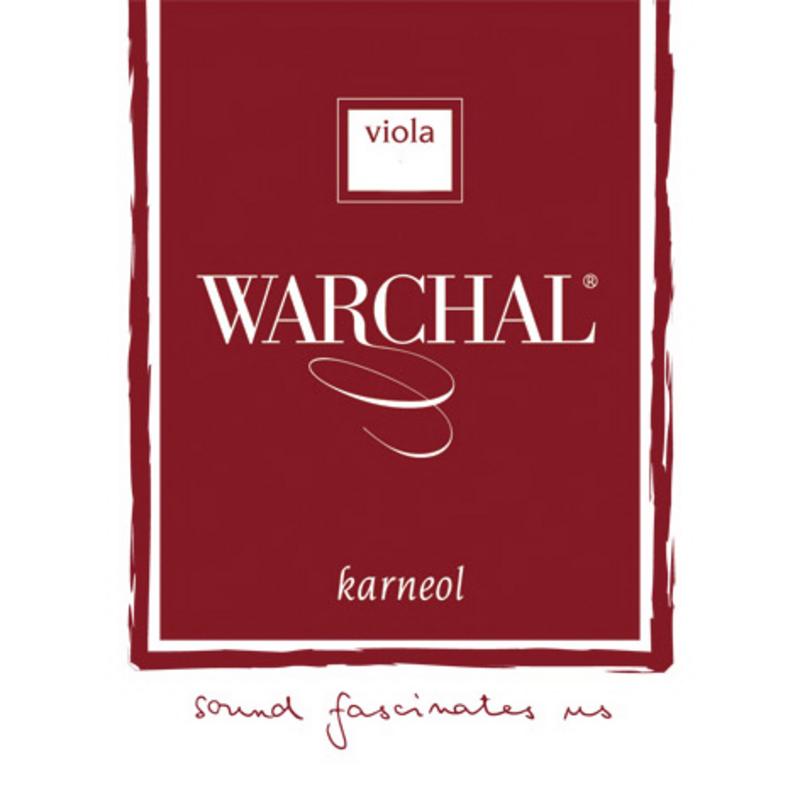 Image of WARCHAL Karneol Viola String, D