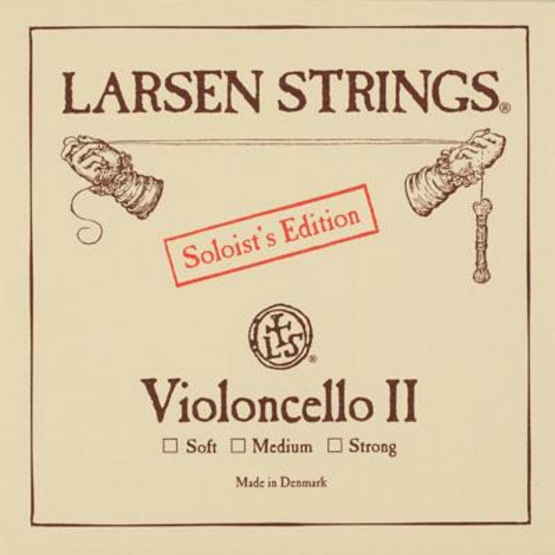 Image of Larsen Soloist's Edition Cello, D String