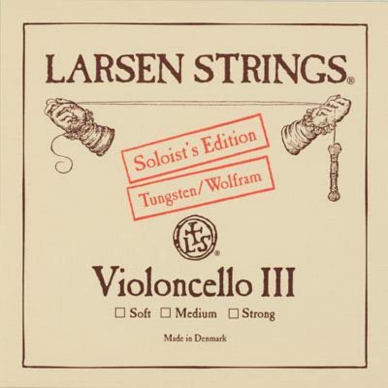 Image of Larsen Soloist's Edition Cello, G String