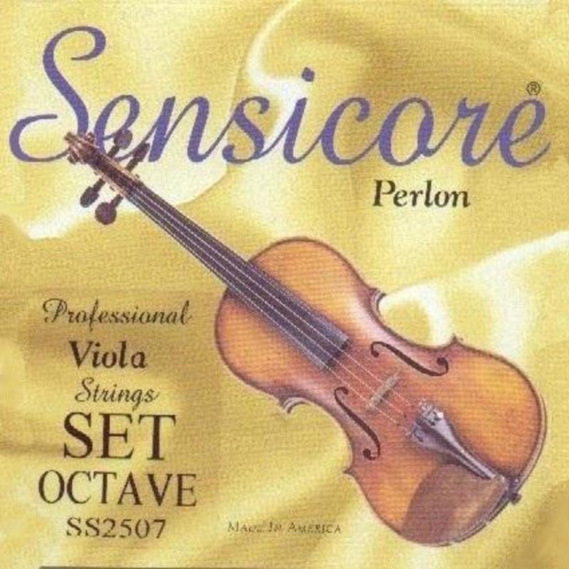 Image of Sensicore Octave Violin Strings. SET
