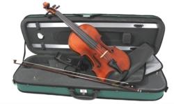 Eastman Westbury Antiqued Violin Outfit, Tonica Strings