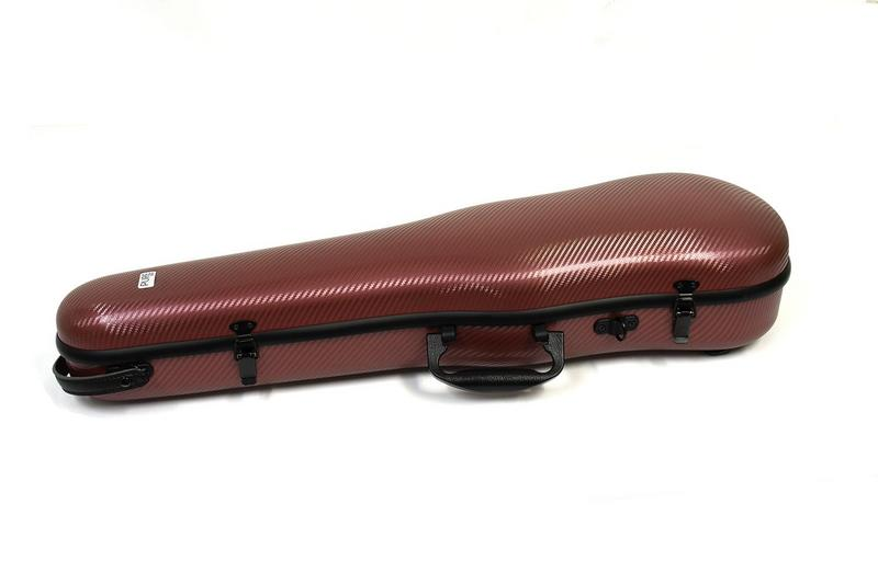 Image of GEWA Pure Polycarbonate Shaped Violin Case