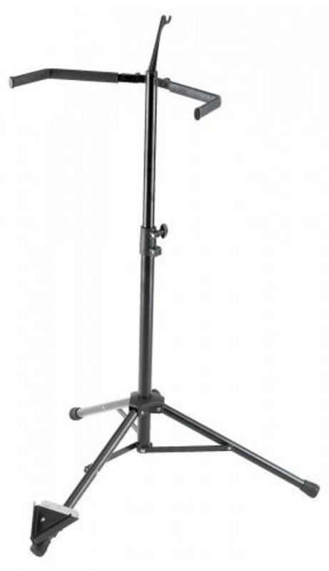 Image of König and Meyer Double Bass Stand Black